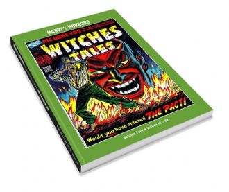 Harvey Horrors Softies - Witches Tales [Vol 2]